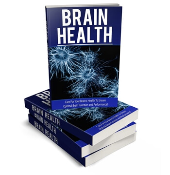 Brain Health PLR eBook Cover