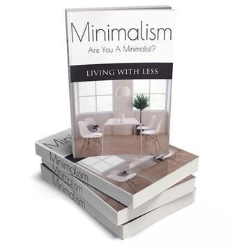 Minimalism PLR ecover