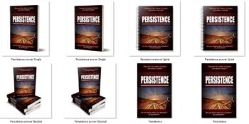 Persistence eBook PLR eCovers