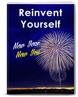 Reinvent Yourself PLR eBook