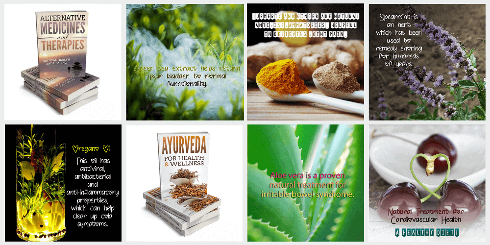 Alternative Health PLR - Natural Remedies, Therapies & Ayurveda PLR Special!