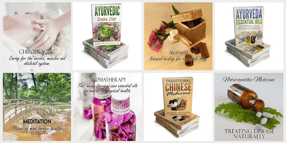 Alternative Health & Healing PLR - Ayurveda Healing, Essential Oils & Therapies!