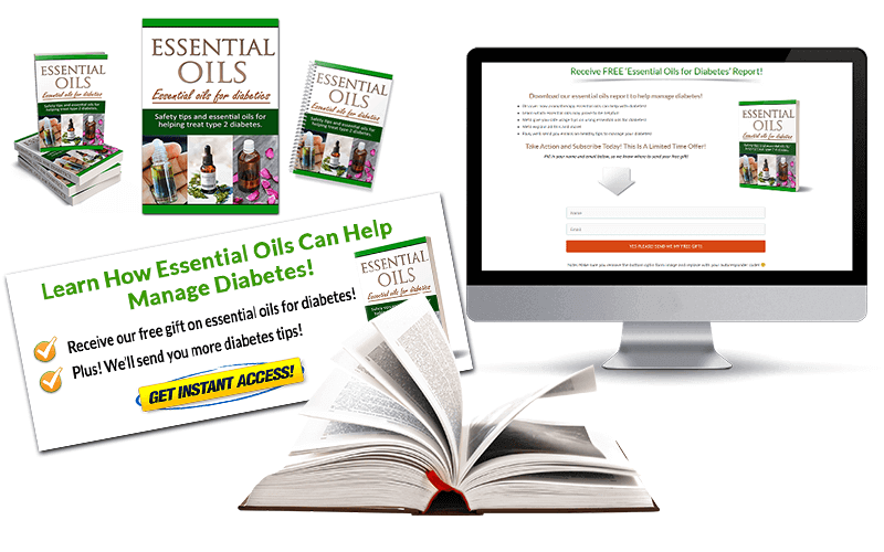Essential-Oils-for-Diabetes-PLR-Package