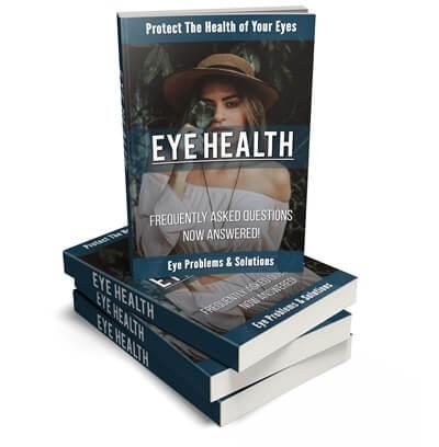 Eye Health PLR eCover