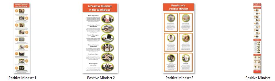 Mindset PLR Infographics