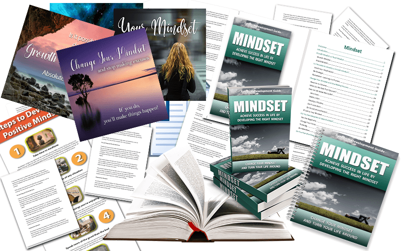 Mindset PLR Package