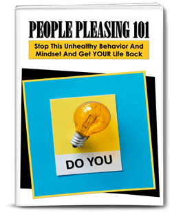 People Pleasing PLR eBook
