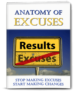 Stop Making Excuses PLR eBook