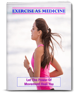 Exercise as Natural Medicine PLR Report