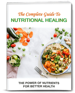 Guide To Nutritional Healing PLR Report