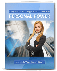 Grow Your Personal Power PLR Report