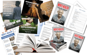 Men's Health PLR Package