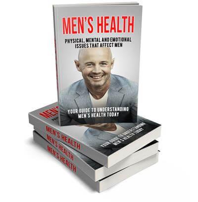Men's Health PLR eCover