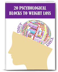 Psychological Blocks to Weight Loss PLR eBook