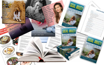 Social Anxiety PLR Package