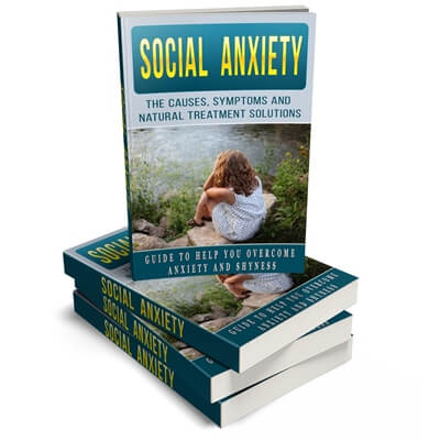 Social Anxiety PLR eCover