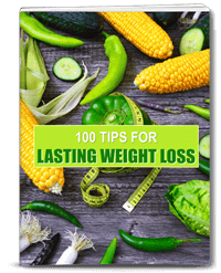 Tips to Lasting Weight Loss PLR eBook