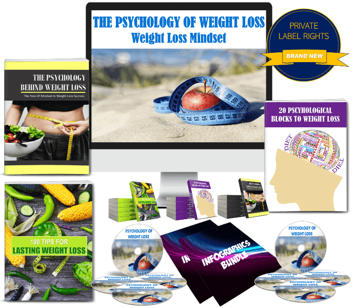 Weight Loss Psychology PLR Package
