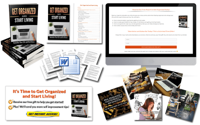 Organization PLR Package
