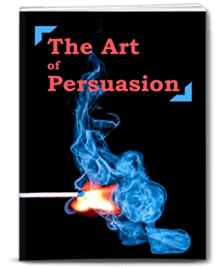 The Art Of Persuasion PLR eBook