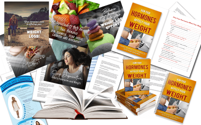 Weight Loss Hormones PLR Package
