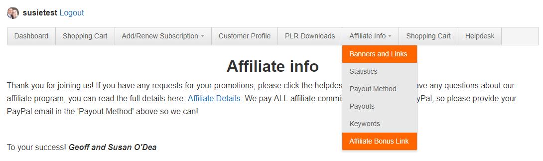 Affiliate-Bonus