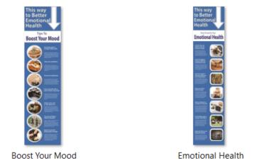 Emotional Health Infographics