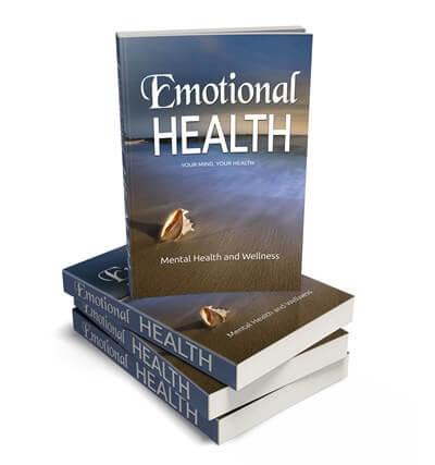 Emotional Health & Wellness PLR eCover Graphic