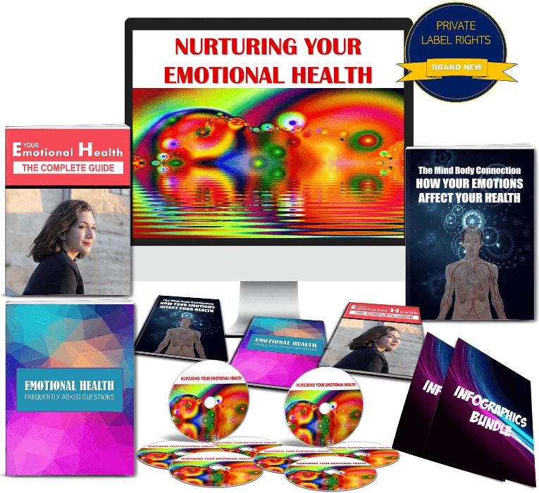 Emotional Health PLR
