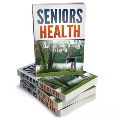 Seniors Health PLR eBook