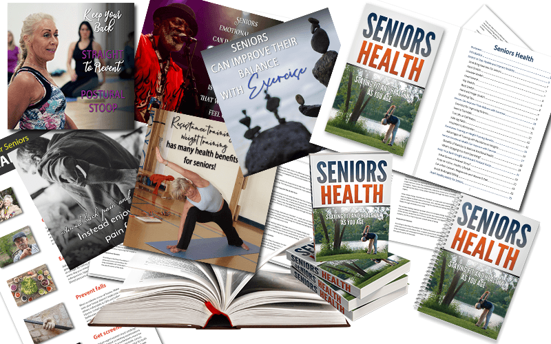 Seniors Health and Fitness PLR Package