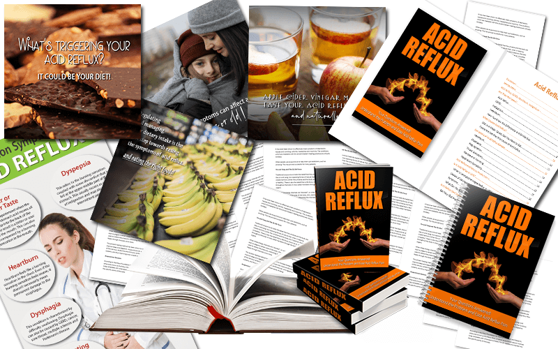 Acid Reflux PLR Package