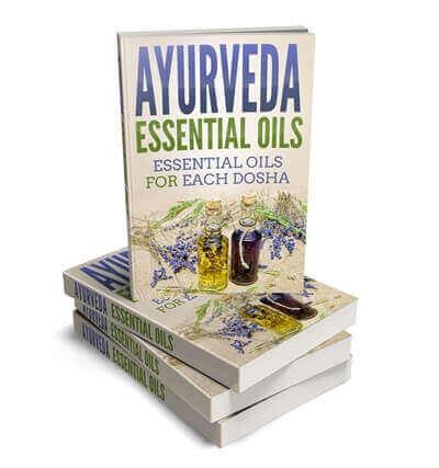 Ayurvedic Oils eBook Cover