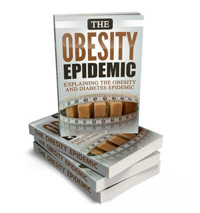 Diabetes PLR eBook - Diabetes Obesity Epidemic