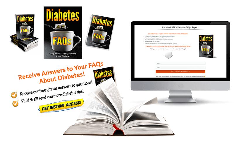 Diabetes FAQs PLR Package