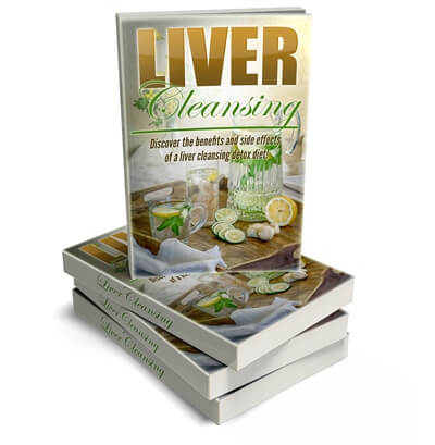 Liver Cleansing PLR eCover