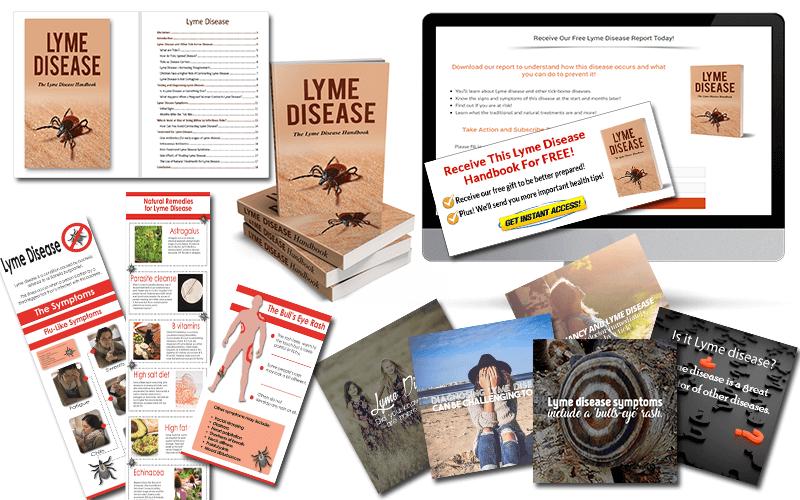 Lyme Disease PLR Package