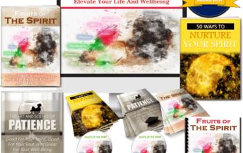 Personal Development PLR -Nurture Your Spirit Plus Our Bonuses