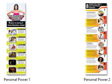 Personal Power PLR Infographics