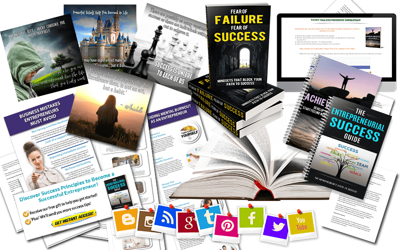 Abundance & Success PLR Special Package
