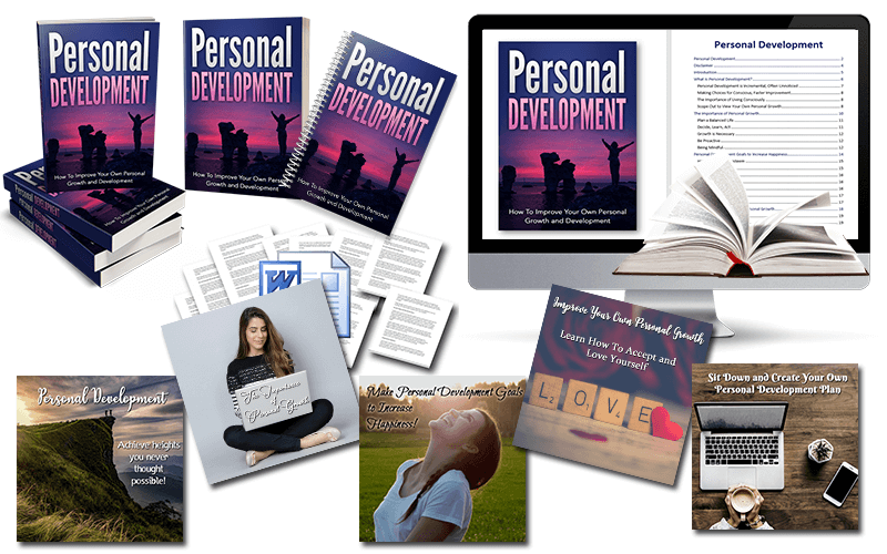 Personal Development PLR Package