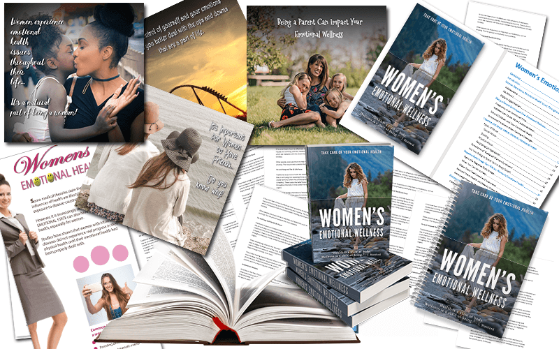 Women's Emotional Health PLR Package