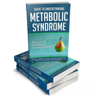 Metabolic Syndrome PLR eBook Cover