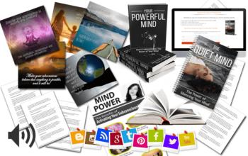 Mind Power PLR Mega Package