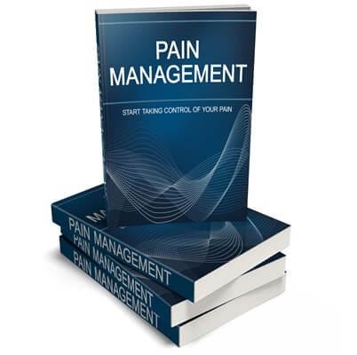 Pain Management PLR eCover Graphic
