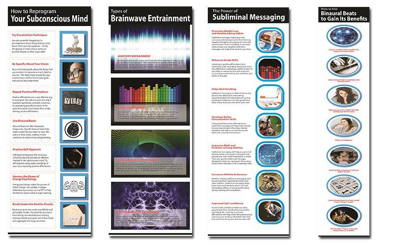 Reprogram Your Mind PLR Infographics