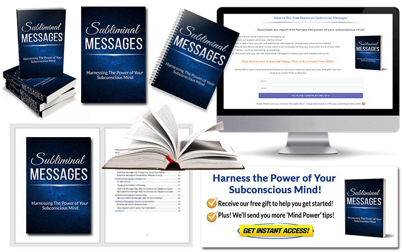 Subliminal Messages PLR Package