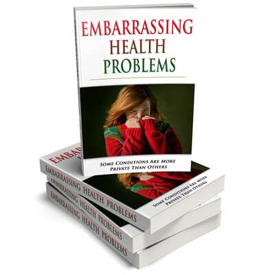 Embarrassing Health PLR eBook