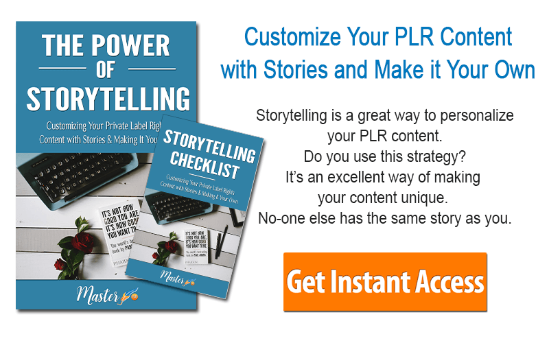 Power of Storytelling Report and Checklist