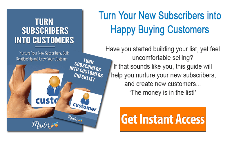 Turn New Subscribers Into Paying Customers
